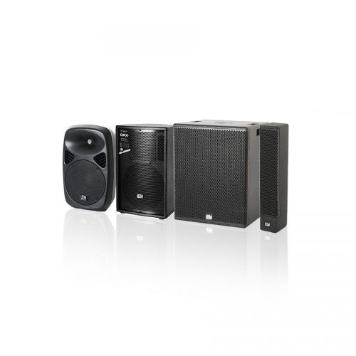 Portable speaker systems